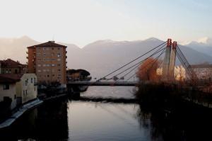 Il ponte a Germignaga