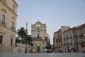 Piazza di Siracusa