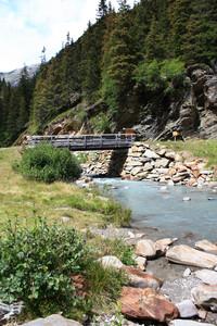 ponte del sentiero