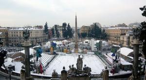 Concerto in piazza del Popolo