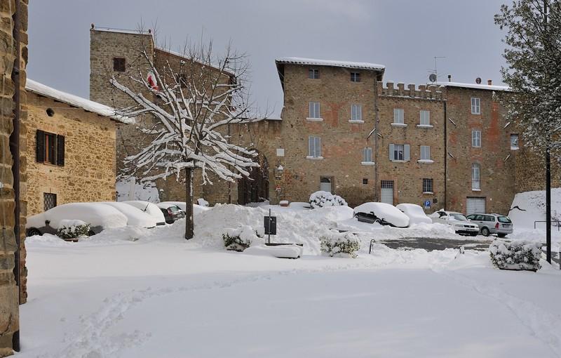 ''Piazza Santa Maria'' - Paciano