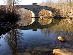 il ponte Alemanni…