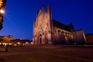 Orvieto – Piazza Duomo
