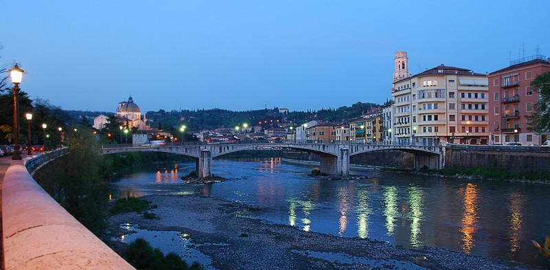 Verona ponte garibaldi