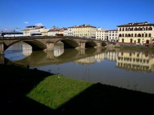 Giochi di luce a Firenze