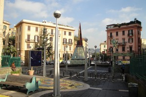 Piazza Scipione Ammirato