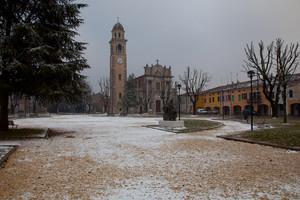 spruzzatina di neve