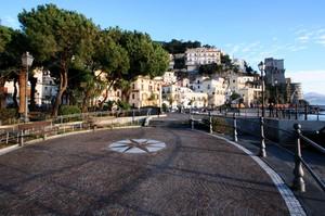 Cetara – Piazza Manfredi Nicoletti