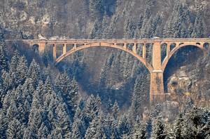 Il Magnifico Ponte di Roana
