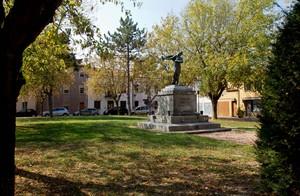 Sermide – Piazza IV Novembre