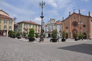 Piazza San Secondo