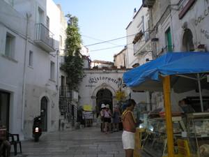 piazza Fioritto ….scampolo d'estate.