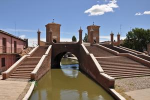 Ponte Tre Ponti o Pallotta