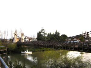 (N.2) ponte pensile borbonico anno 1832