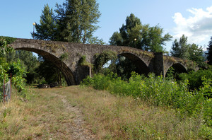 Ponte sul Torrente Verde