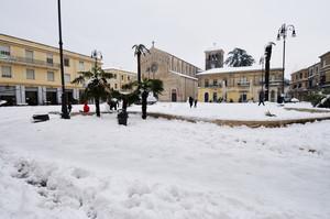 Piazza Santa Restituta