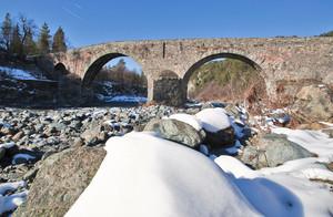 """Ponte medioevale sull'Orba"""