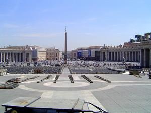 roma piazza s.pietro n.2