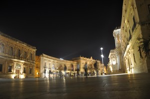 Piazza by Night