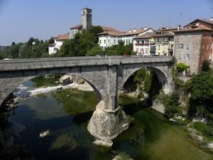 Il Ponte del Diavolo (Puìnt dal Diàul in friulano)
