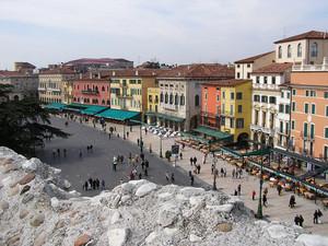 Piazza Bra – Verona