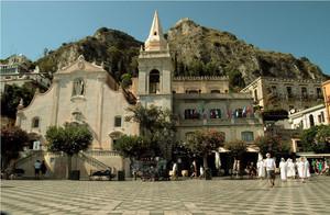 la perla della Sicilia…taormina