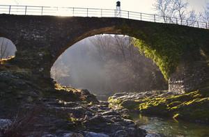 """""""L'antico ponte di Terrarossa"""""""