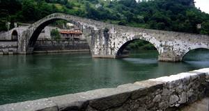 Ponte della Maddalena o Ponte del Diavolo