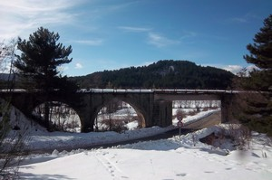 Ponte ferroviario SS – Torre Garga – San Giovanni in Fiore