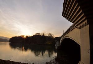 Il Ponte Sassi a Turin