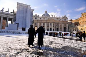 Unite verso San Pietro