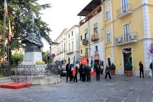 Capua piazza ai caduti in guerra