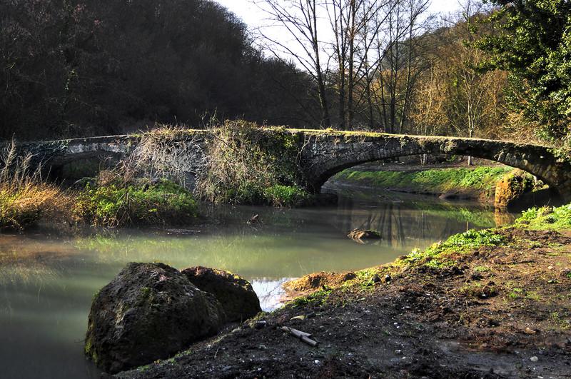 ''Ponte Romano'' - Mazzano Romano