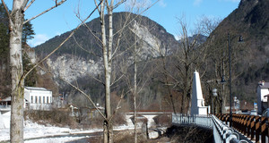 Resiutta, ponte sul Resia