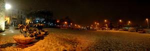Let it snow..! (Largo Conciliazione)