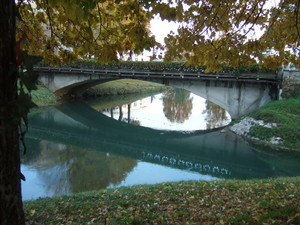 ponte autunnale