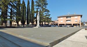 Corno di Rosazzo, p.za Divisione Julia