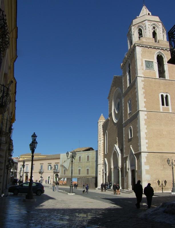 ''Piazza del Duomo'' - Lucera
