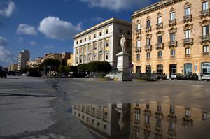 Trapani – Piazza Garibaldi
