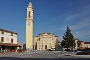 Roverchiaretta – Piazza Guglielmo Marconi
