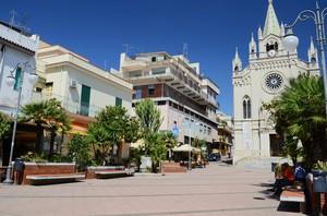 Piazza Sacro Cuore