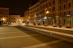 Notturno di Piazza Vittorio Veneto