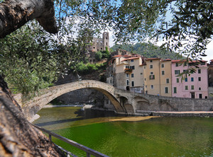 Ponte Medioevale di Dolceacqua
