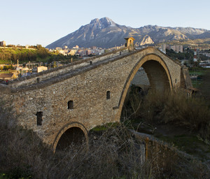 Il ponte di Termini Imerese