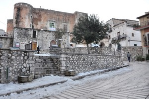 Largo Colonna col Castello