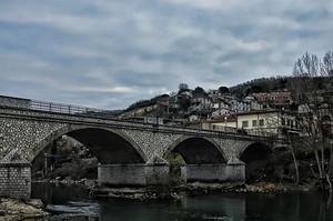 Torgiano il ponte