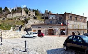 Piazza San Nicola – San Pietro Infine