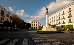 La Piazza sede del Municipio