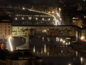 il ponte veccchio a firenze