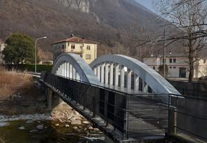 Ponte nella frazione di Seghe di Velo
